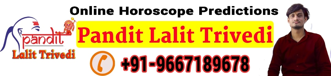 Online Horoscope Predictions Pandit Lalit Trivedi